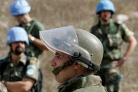 The Lebanese army and Unifil forces mounted an investigation following the explosions [Reuters]