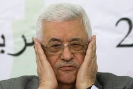 Abbas does not want a second term in office due to frustrations with Israel and the US [AFP]