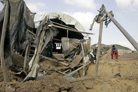 The Goldstone report blamed Israel for using disproportionate force in its attack on Gaza [Reuters]