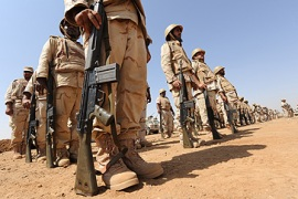 Yemen rebels claim territorial gain