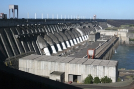 The outage began when the massive Itaipu hydroelectric dam suddenly went offline [Reuters]