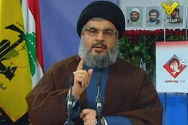Nasrallah accused Obama of disregarding the feelings and dignity of Arabs and Muslims [AFP]
