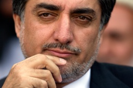 Karzai's rivals say he will use the list to sanction those who endorsed his election rival, Abdullah [Getty]