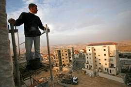 The cabinet proposal entitles the settlements to credits worth $41 million [Reuters]