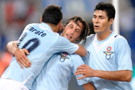 Lazio hope for year-end cheer
