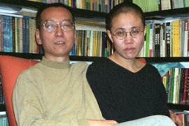 Liu's wife said he would not appeal against his sentence [File: AFP]