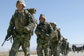 Casualty figures have risen as thousands of extra US troops deploy under Obama's plan [AFP]