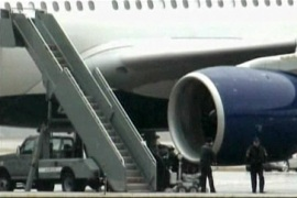 'Attack' on transatlantic flight