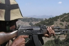 Pakistan said it killed 38 Afghan Taliban fighters in Bajaur district on Wednesday