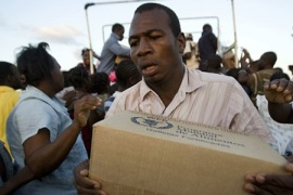 Cuba's aid ignored by the media?