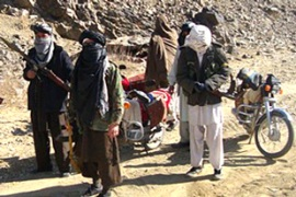 The Taliban have dismissed a reconciliation plan proposed by the Afghan president [FILE AFP]