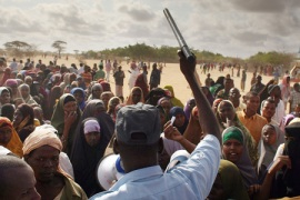 'Time for a new Somalia policy'