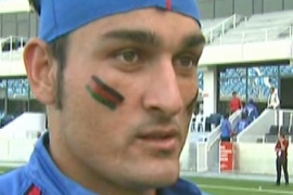 Afghan cricket dream in the balance