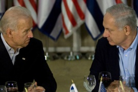 US President-elect Joe Biden and Israeli Prime Minister Benjamin Netanyahu have a personal friendship that goes back more than three decades [File: David Furst/AFP]