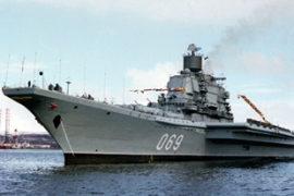 Disputes over the Admiral Gorshkov sale had cast doubt over India-Russia defence ties [AFP]