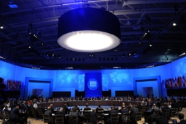 World leaders agreed that security measures should not inhibit peaceful nuclear power programmes [AFP]