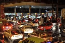 Showing confidence it can keep inflation in check, the authorities have raised fuel prices [Reuters]