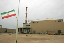 Iran says its nuclear programme is for peaceful purposes and not to develop a nuclear weapon [AFP]