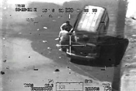 Wikileaks posted a video of a helicopter attack in Iraq earlier this year, sparking controversy [AFP]