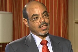 Interview: Meles Zenawi