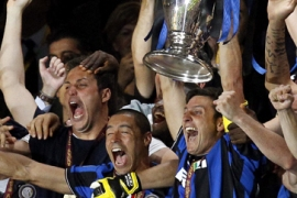Mourinho's Inter are special ones