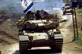 Israel's withdrawal from Lebanon