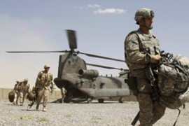 The Taliban remains undeafeted despite more US troops being drafted into the country [Reuters]