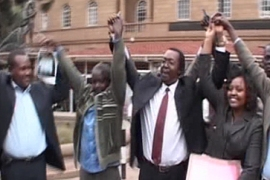 Kenyan torture victims win in court
