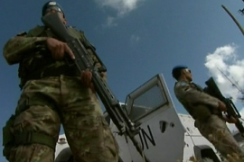Unifil 'unpopular' in Lebanon