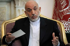 The US has continuously request Karzai increase efforts to crack down on corruption [Reuters]