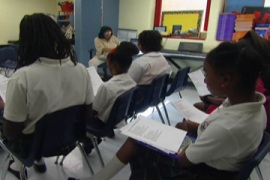 Katrina trouble for public schools