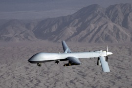 Deaths in Pakistan 'drone' attacks