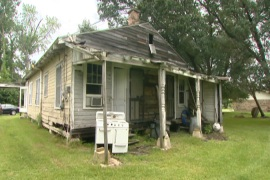 Katrina victims still struggling