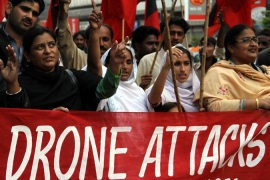 Report slams Pakistan drone attacks