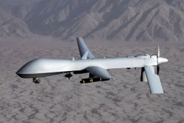 US 'extends drone strikes to Somalia'
