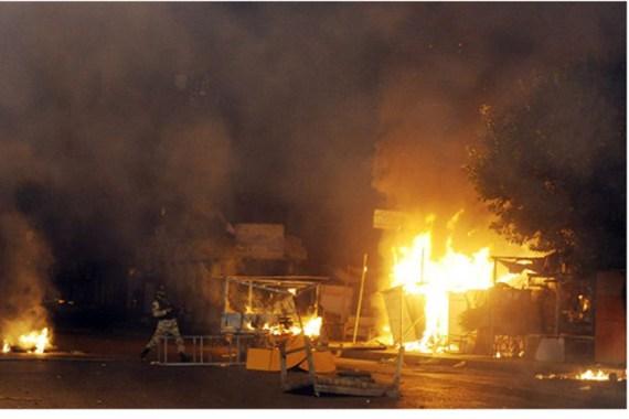 Riots in Pakistan turn deadly   Pakistan   Al Jazeera