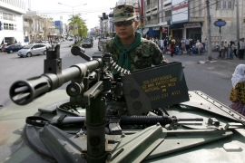 Thailand extends state of emergency
