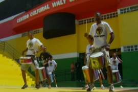 Brazil fights poverty with music