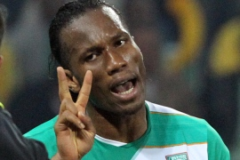 'Unready' Drogba not giving up