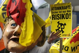 Germany extends reactors' lifespan