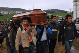 Guatemala declares day of mourning