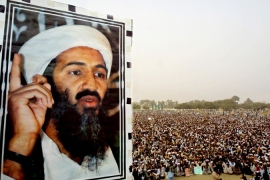 Bin Laden addresses climate change