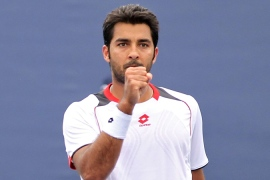 Qureshi on brink of tennis history