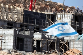 Israel ramps up settlement building