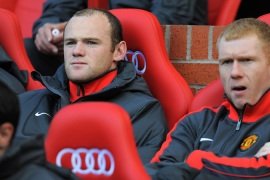 Rooney confirms wish to quit United