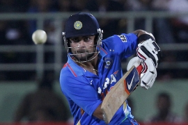 India upstages Australia in one-day