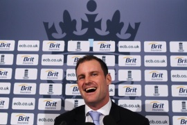 Strauss laughs off Ashes jibes