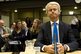 Dutch MP on trial for 'hate speech'
