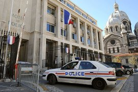 France arrests 'terror suspects'