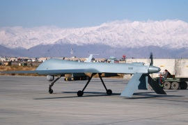 US drone attacks strike Pakistan